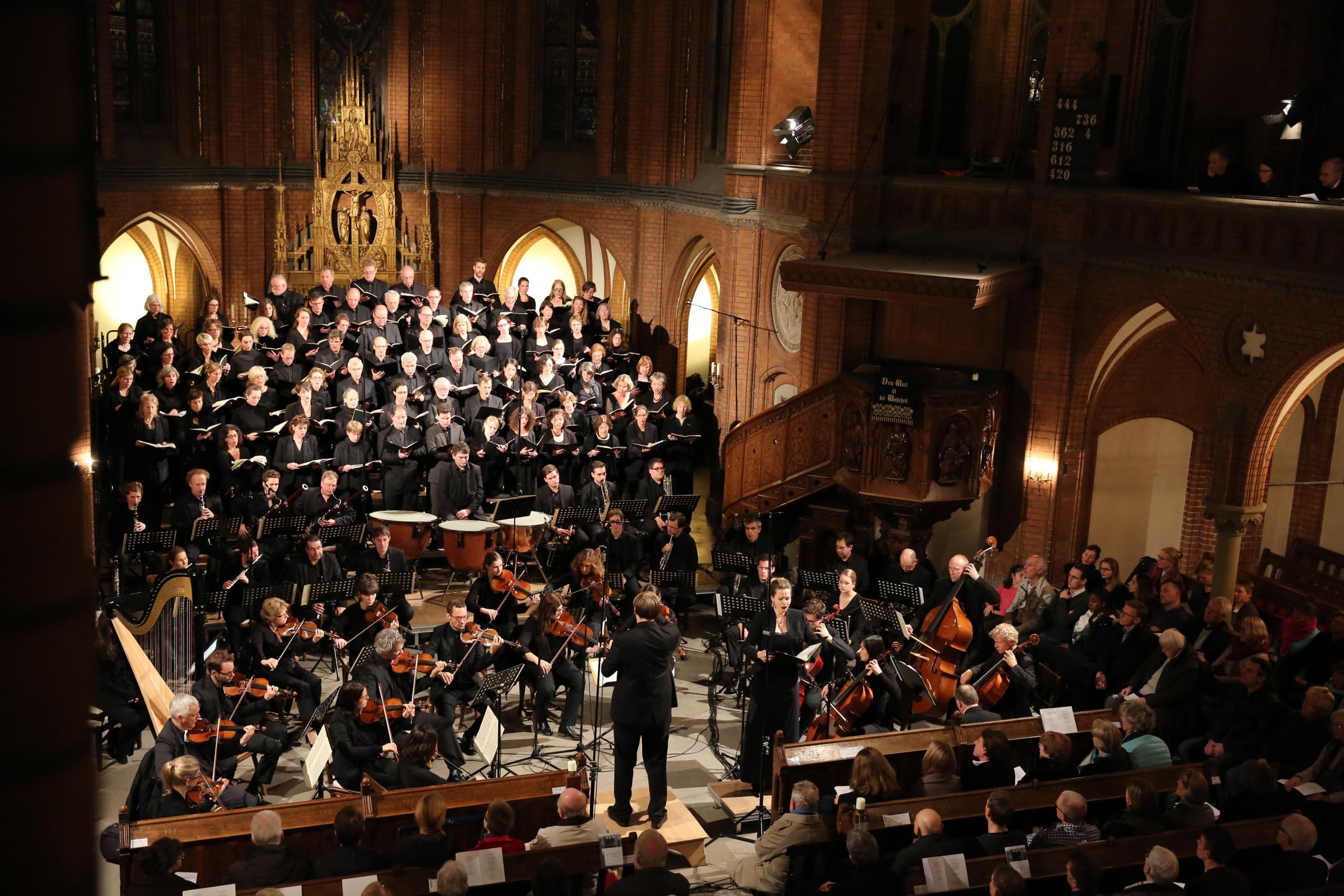 Kirche St. Johannis Harvestehude, Hamburg – Konzerte