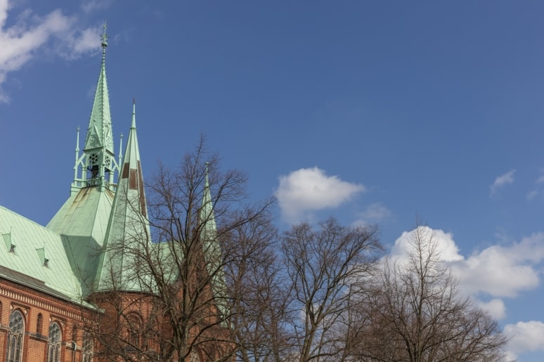 Kirche St. Johannis Harvestehude, Hamburg