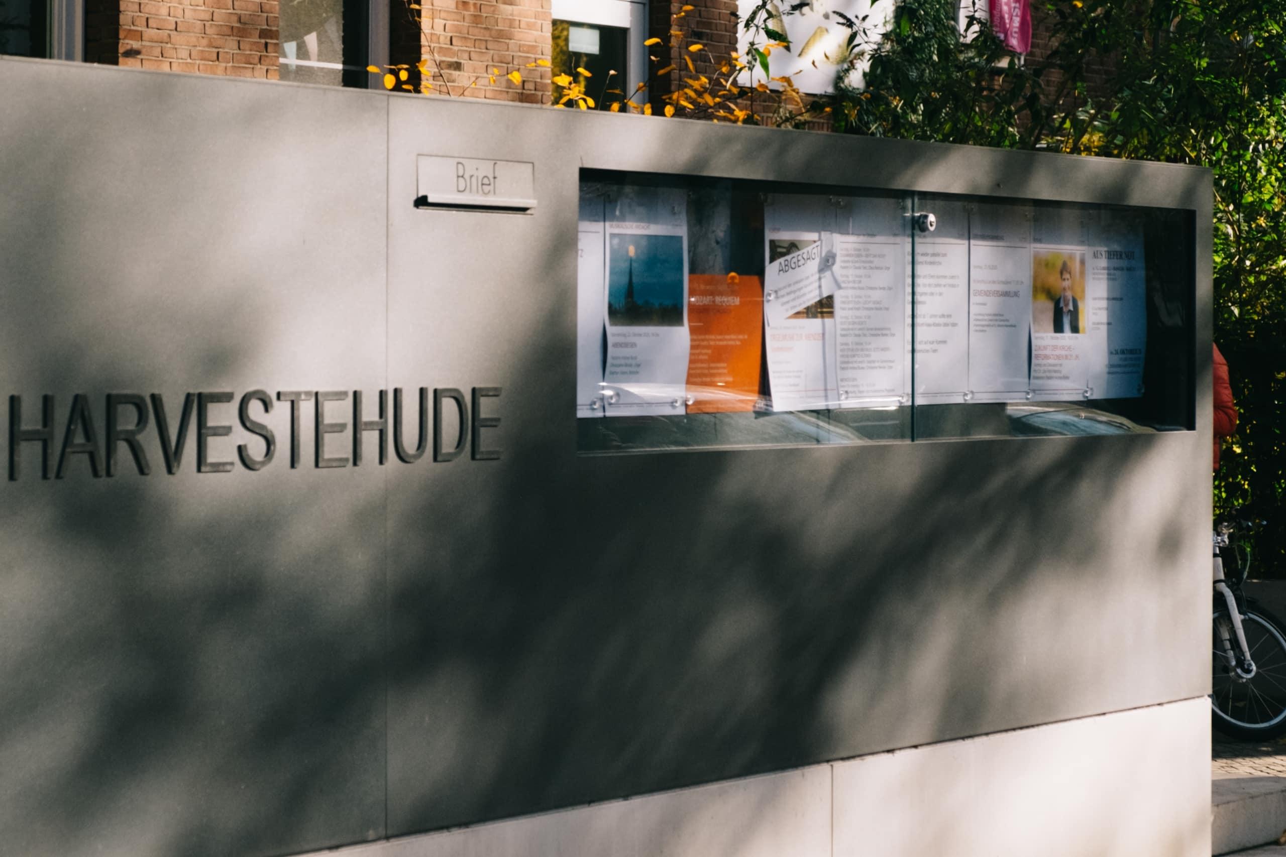 Kirche St. Johannis Harvestehude, Hamburg – Gesprächskreise